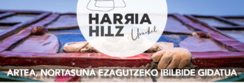 Harria Hitz Irati Otamendirekin